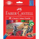 PENC4140 Faber-Castell Classic Hex Colour Pencils