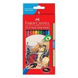 PENC4387 Faber-Castell Classic Hex Colour Pencils