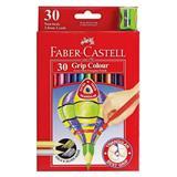 PENC4389 Faber-Castell Tri Junior Colour Pencils