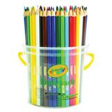 PENC4402 Crayola Triangular Deskpack Pencil