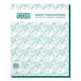 COS A4 Sheet Protectors Premium Box 100