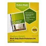 POCK1041 Marbig A4 Sheet Protectors
