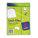COS Avery Letter Lock-Files A4