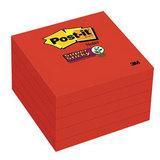 COS Post-it 654-SSRR Cube 76x76mm