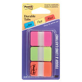POST6265 Post-it Durable Index Tabs 686 Solid 3