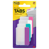 COS Post-it Filing Tabs 686-PWAV 50mm Assort