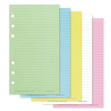 COS Personal DayPlanner Refill Color Notepad