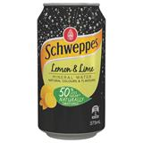 COS Schweppes Mineral Water Lemon & Lime