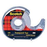 COS Scotch Transparent Tape Dispens 19mmx33m