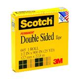 COS Scotch Double Sided Refill 12.7mm x22.8m