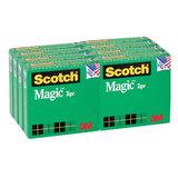 COS Scotch Magic Tape 810 19mm x 25m Pk8