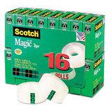 COS Scotch Magic Tape 810 19mm x 25m Pk16