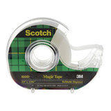 COS Scotch  Invisible Tape 810 W/Dispenser