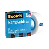 COS Scotch Removable Magic Tape 19mm x 33m