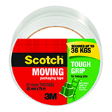 COS Scotch Tough Grip Tape 48mmX75M ea
