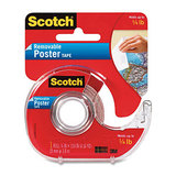 COS Scotch Removable Poster Tape 19mm x 3.8m