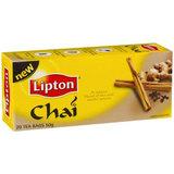COS Lipton Chai Tea Bags