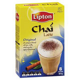 COS Lipton Chai Latte Original Tea Sachet