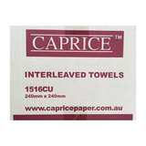 COS Caprice 24 x 24cm Interleave Hand Towel