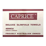 COS Caprice 230 x 225mm Hand Towel Ct20