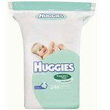 COS Huggies Baby Wet Wipes - Unscented