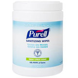 COS Purell Sanitising Hand Wipes Canister