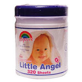 COS Little Angel Baby Adults Wipers 20x13cm