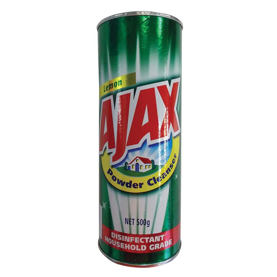 Ajax Cleanser Powder Lemon 500g - CLEA7025 | COS ...