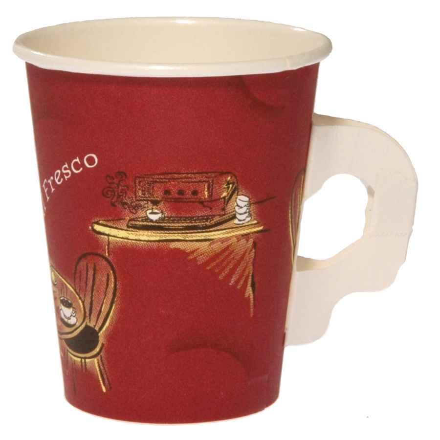 Cos Paper Cup With Handle 8oz