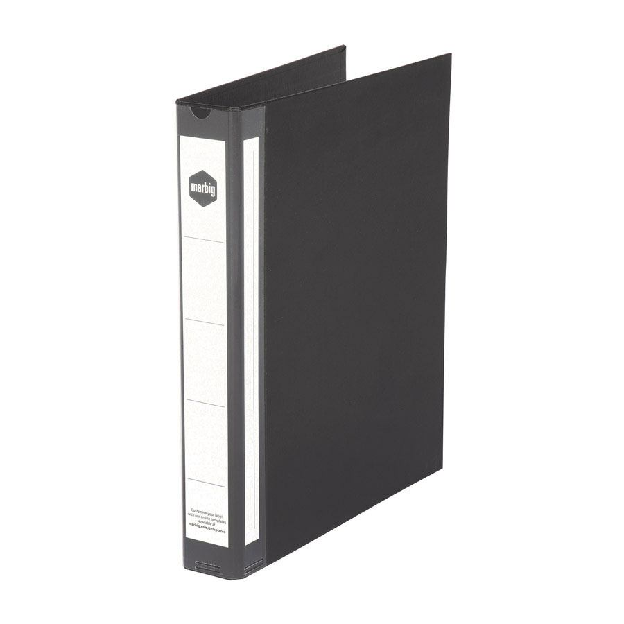 enviro deluxe binder a4 2 ring 25mm file5310 cos complete