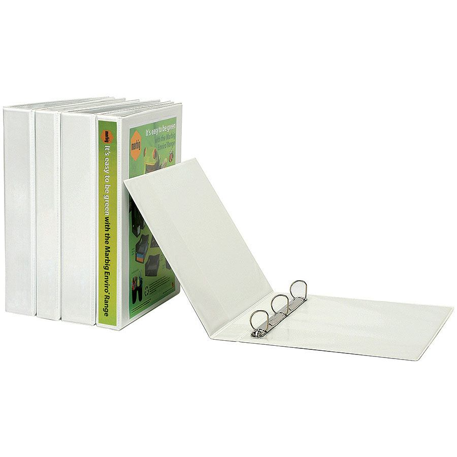 enviro insert binder a4 3 ring 38mm file8720 cos complete