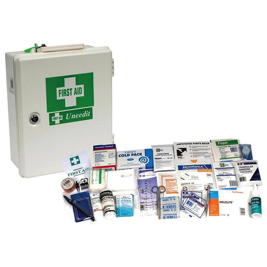 National First Aid Kit Mountable - FIRST078 | COS - Complete