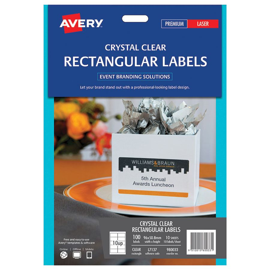 avery rectangle labels l7138 labl5886 cos complete office supplies