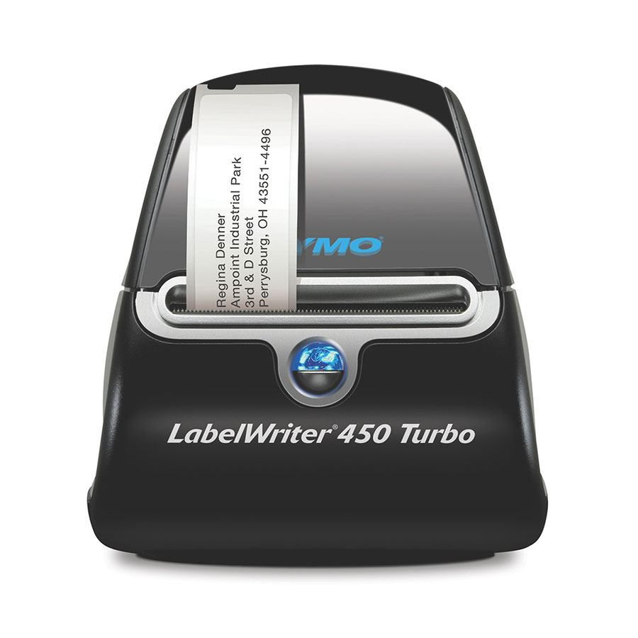Dymo labelwriter lw450 turbo label mchne lbgn2534 cos for Dymo labelwriter 400 labels