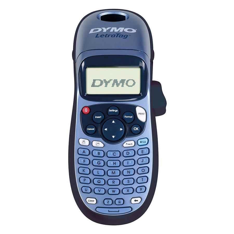 Dymo Letratag Lt 100h Labelling Machine Lbgn2712 Cos Complete