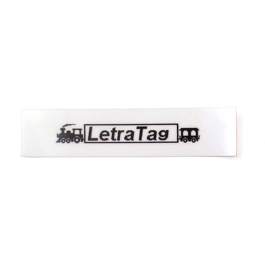 Dymo Letratag Plastic Labels 12mm - LBGN2740 | COS