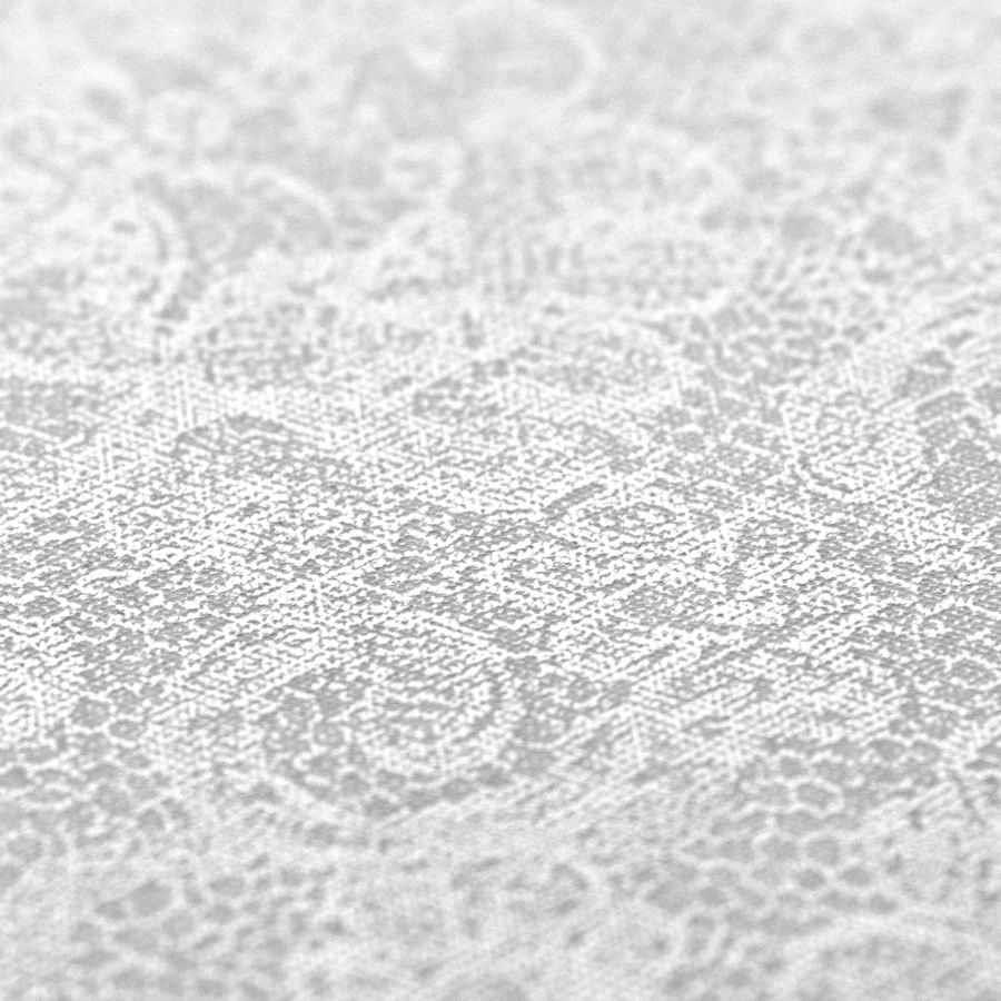 Disposable Plastic Lace Tablecloth