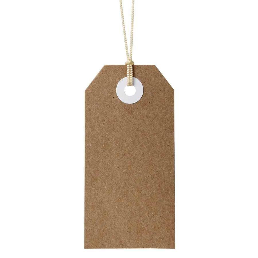 avery tag it tags with string kraft tags1300 cos complete