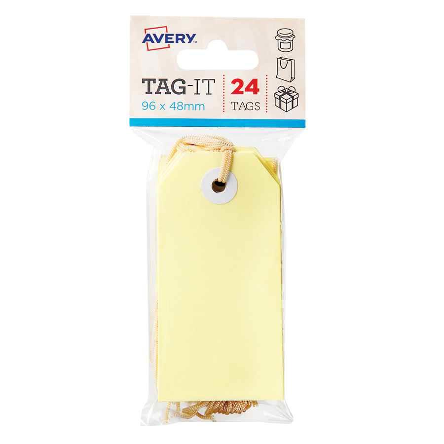 avery tag it tags with string pastel tags1310 cos complete