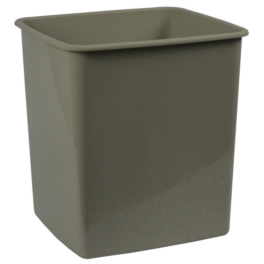 Grey paper bin