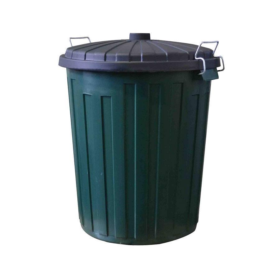 Cos Garbage Bin Industrial With Lid 55l