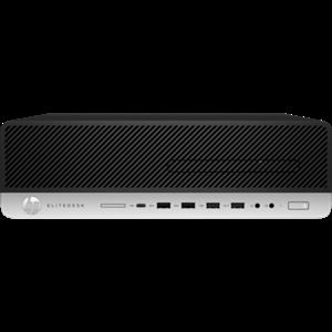 COS HP 800 EliteDesk G5 SFF, i5-9500, 8GB, 256GB SS...
