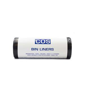 COS Bin Liner HD 950X1100mm 120L