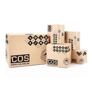 Cos A4 Packaging Carton 325X225X285mm