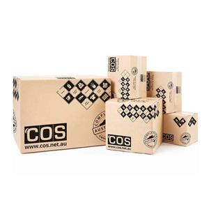 Cos A5 Packaging Carton 225X160X200mm