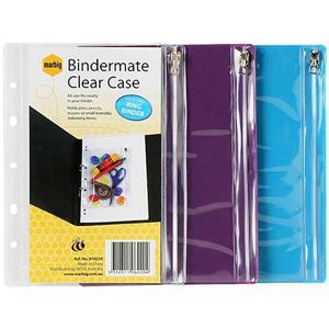 COS Margib Bindermate Pencil Case A5
