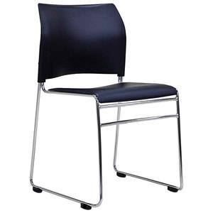 COS Buro Maxim Sled Stackable Visitor Chair