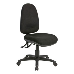 cos high back office chair no arms chai1868be cos complete