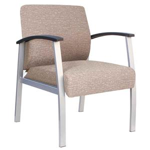 COS Buro Sterling Bariatric Visitor Chair