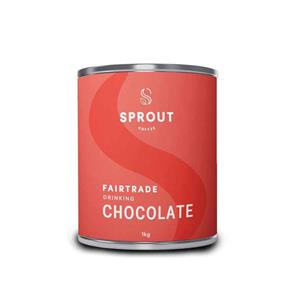 COS Sprout Fairtrade Drinking Chocolate 1kg